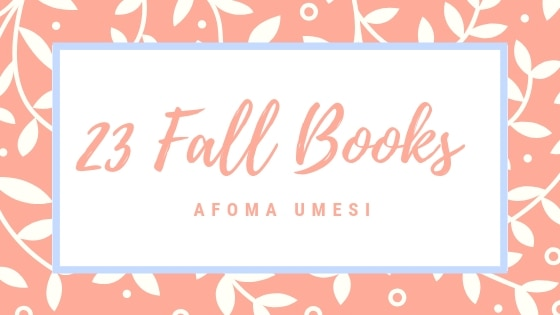 23 Fall Books