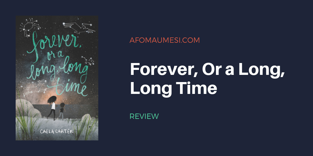 forever or a long long time graphic