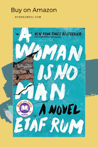 a woman is no man cover