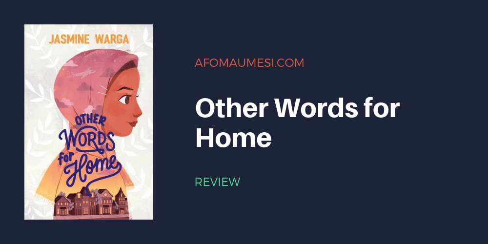 other words for home review graphic