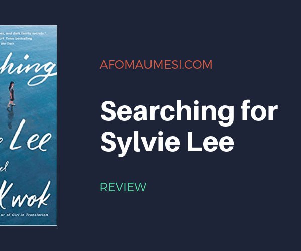 REVIEW| SEARCHING FOR SYLVIE LEE