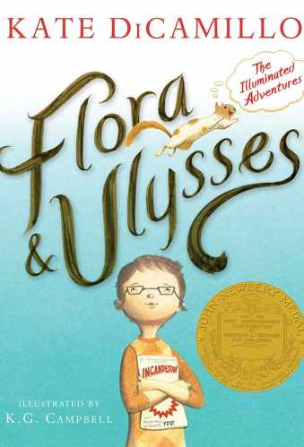 Flora and Ulysses - Middle-Grade Books About Divorce and Blended Families