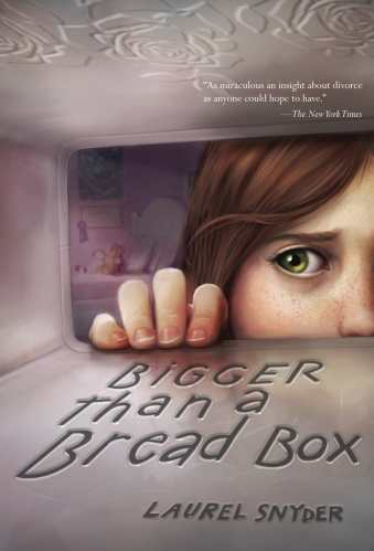 bigger than a bread box- Middle-Grade Books About Divorce and Blended Families