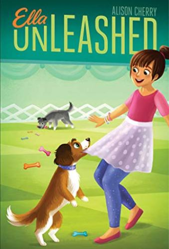 ella unleashed - Middle-Grade Books About Divorce and Blended Families