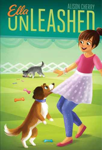 Ella Unleashed - Best Middle Grade Books About Dogs