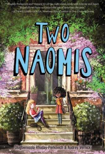 two naomis - best books for sixth graders