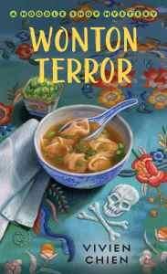 wonton terror vivien chien - august 2019 book releases