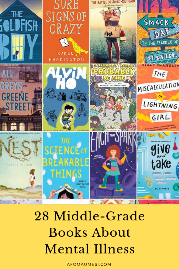 Best Middle-Grade Books About Mental Illness
