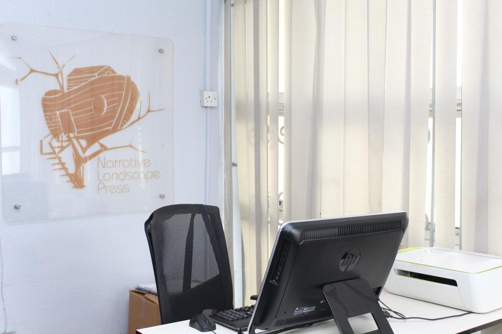 anwuli ojogwu narrative landscape press nigeria on editing and publishing