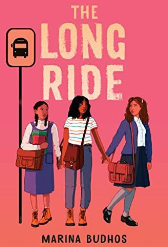 the long ride - best latino middle-grade books