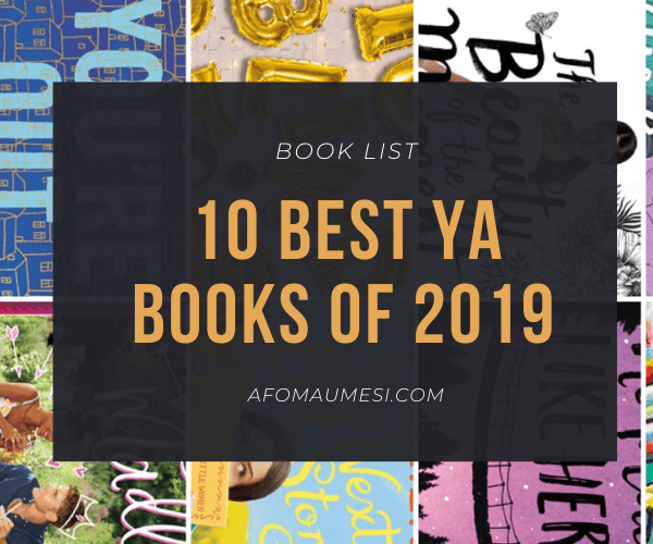 The Best Contemporary YA Books of 2019