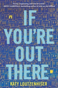 if you're out there - 2019 best ya books