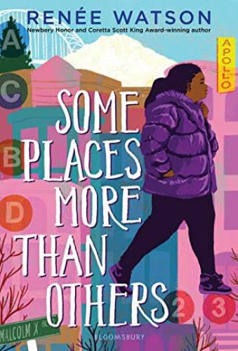 some places more than others - best black middle grade books
