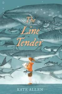 the line tender - best middle-grade books about grief 2019
