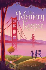 middle-grade books about grandparents - the memory keeper