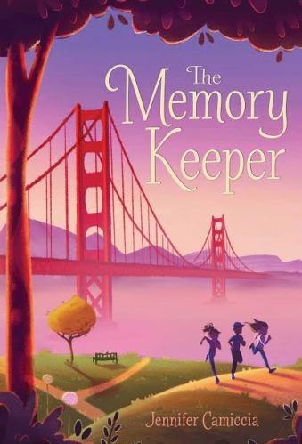 The Memory Keeper - Middle-Grade Books About Grandparents