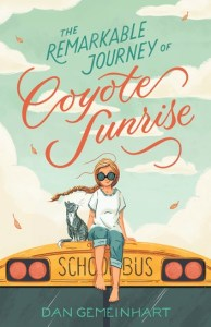The Remarkable Journey of Coyote Sunrise - best middle-grade books of 2019