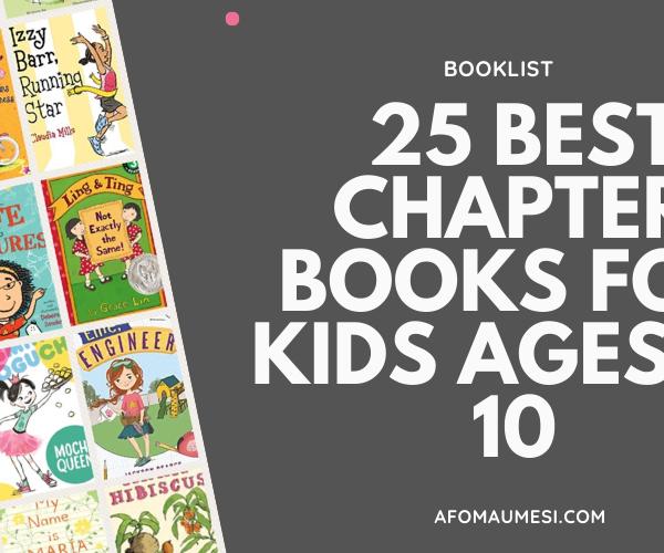 25 Chapter Books for Beginning Readers