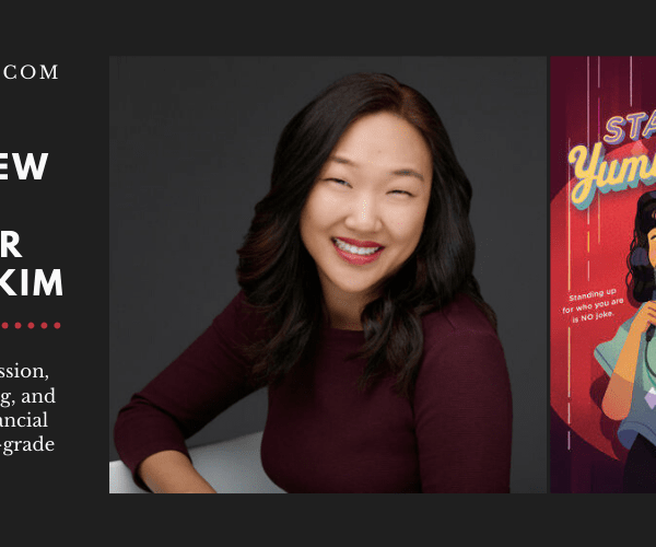An Interview with Jessica Kim, Author of Stand Up, Yumi Chung
