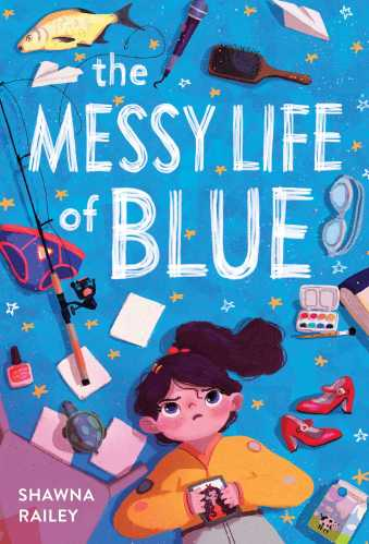 The Messy Life of Blue - Books Like... The Night Diary