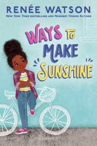 Best Chapter Books for kids 7-10 years - ways to make the sunshine