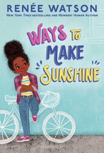 ways to make sunshine - early middle-grade book