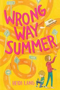 best middle-grade books to read in 2020 - wrong way summer