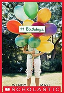 best middle-grade books about friendships - 11 birthdays
