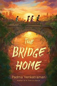best middle-grade books about friendships - the bridge home