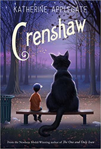 Best Middle-Grade Book for Boys - crenshaw