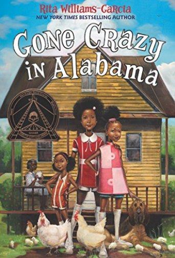 Gone Crazy in Alabama - Middle-Grade Books About Grandparents