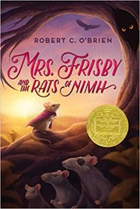 best middle-grade books about animals - mrs frisby and the rats of nimh