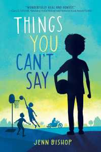 Things You Can't Say jenn bishop