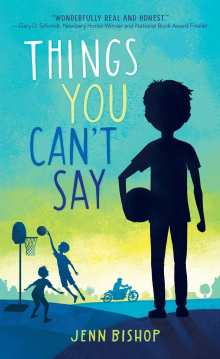 Things You Can't Say - jenn bishop