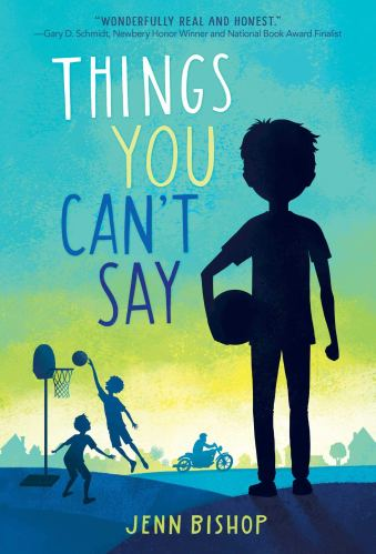 things you can't say - best middle-grade books of 2020