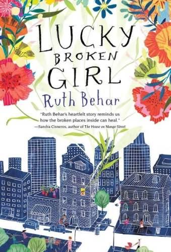 Lucky Broken Girl - best jewish middle-grade books