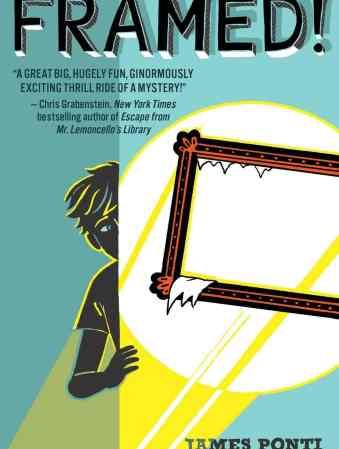 Framed - Best Tween Book Series / Middle-Grade Book Series