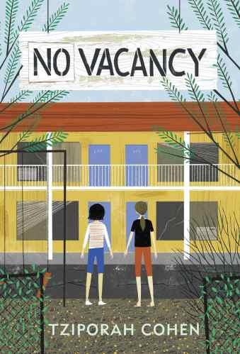 no vacancy - tziporah cohen  - best jewish middle-grade books