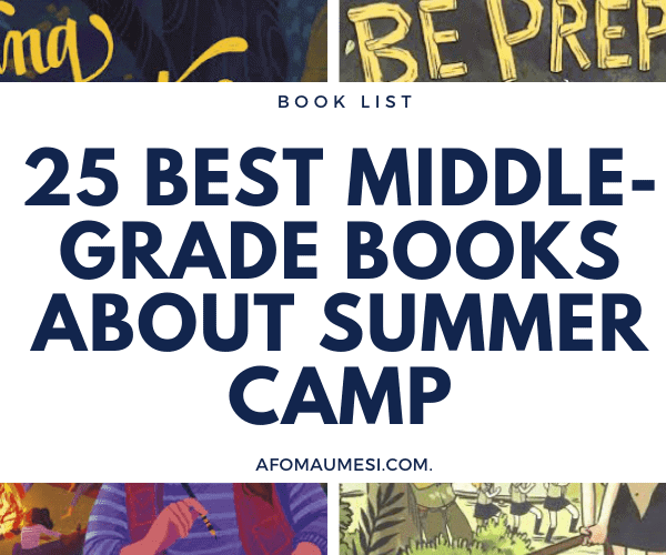 25 Best Middle-Grade Books About Summer Camp