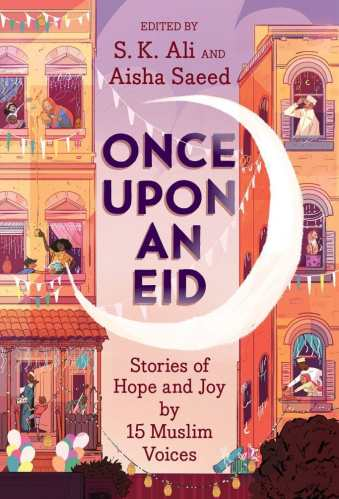 Best Middle-Grade Muslim Books - Once Upon an Eid