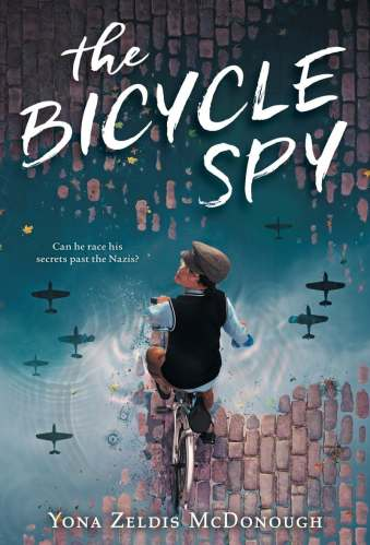 the bicycle spy book