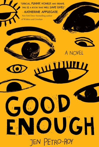 good enough -  Middle-Grade Books About Body Image and Body Positivity