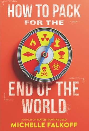 2020 fall YA books - how to pack for the end of the world
