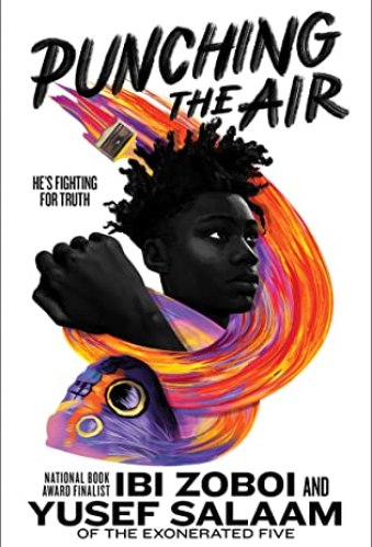 punching the air - 2020 fall YA books