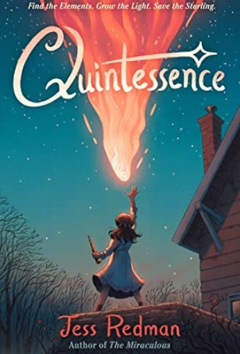 middle-grade books about anxiety - quintessence by Jess Redman