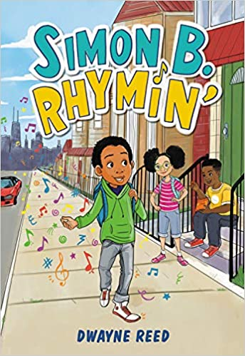 Simon B Rhyming - funny middle-grade books by black authors