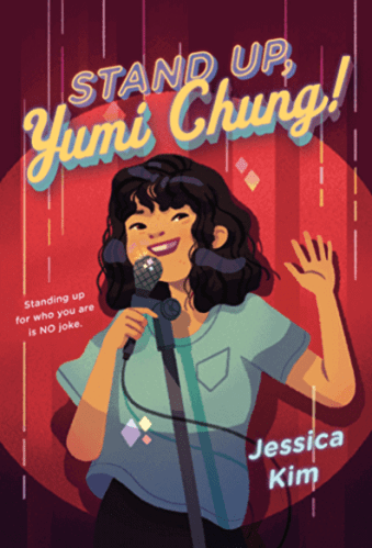 Best Books for Fifth Graders - Stand Up Yumi Chung