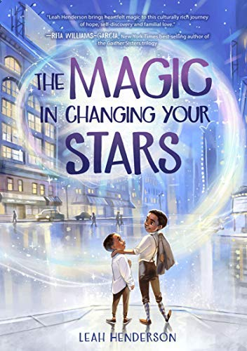 The Magic in Changing Your Stars - middle-grade books about dance