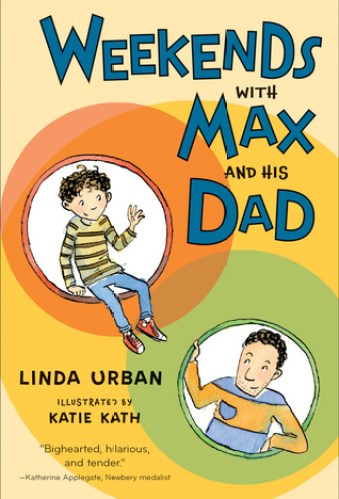 Chapter books for 3rd Graders - weekends with max and his dad