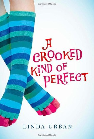 best middle-grade books about music and musical theater - a crooked kind of perfect by linda urban